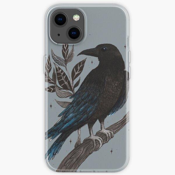 Raven iPhone Soft Case