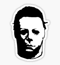 The Myers. Sticker