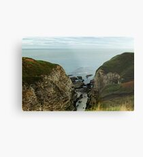 THE GAP Metal Print