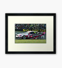 333- Wilson Security V8 supercar Framed Print