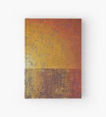 Hilton Head Sunrise original painting Hardcover Journal