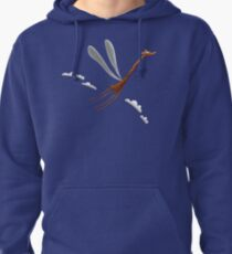 Learning To Fly Pullover Hoodie