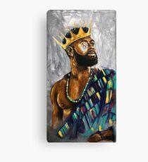 Naturally King III Canvas Print