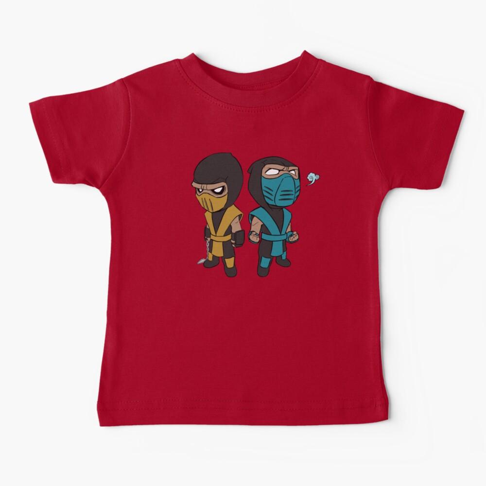 Scorpion & Sub-Zero Baby T-Shirt