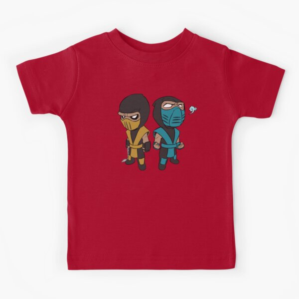 Scorpion & Sub-Zero Kids T-Shirt
