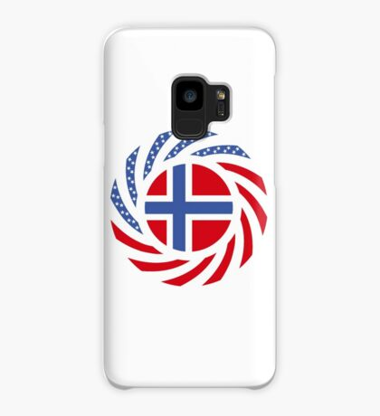 Bouvet American Multinational Patriot Flag Series Case/Skin for Samsung Galaxy