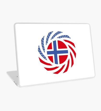 Bouvet American Multinational Patriot Flag Series Laptop Skin