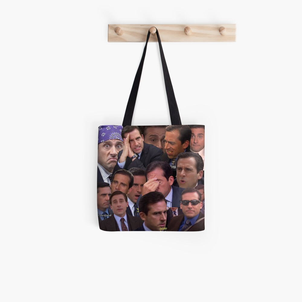 The Office Set Tote Bag
