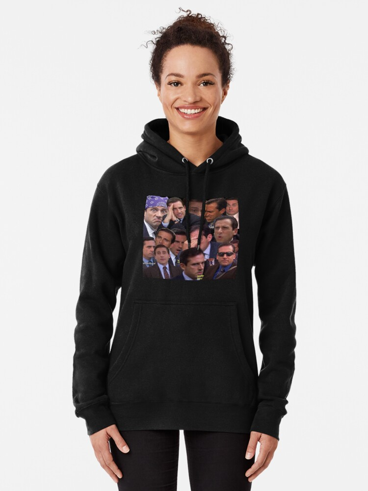 Alternate view of The Office Set Pullover Hoodie