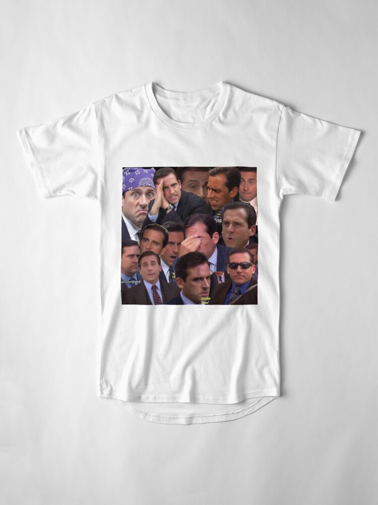Alternate view of The Office Set Long T-Shirt