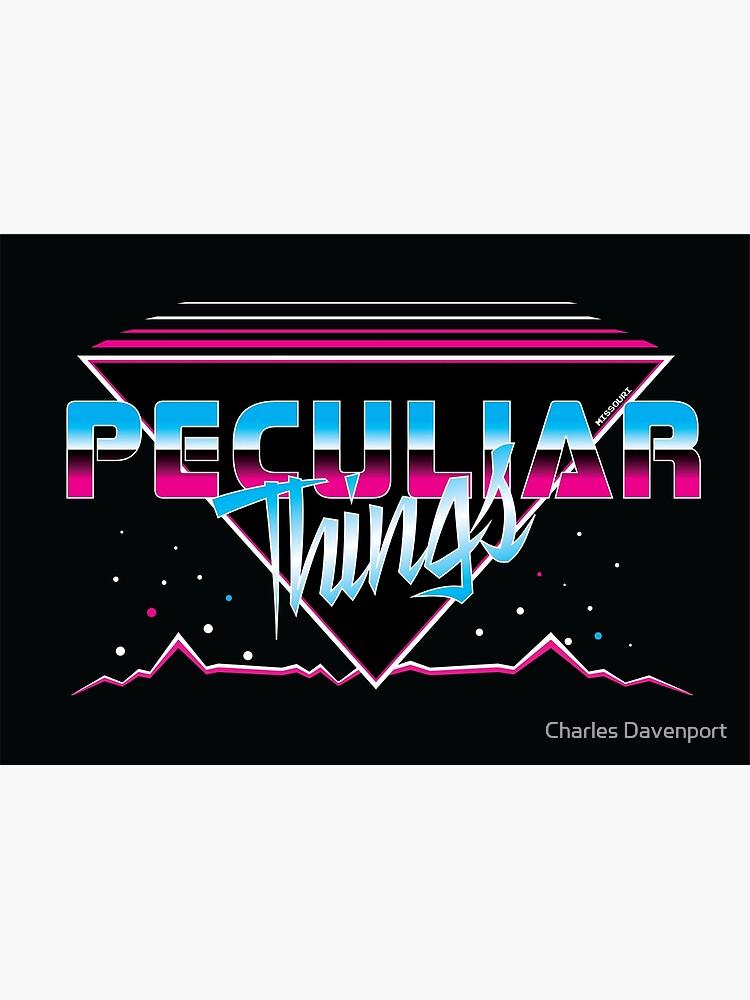 Peculiar Things 80s - Fenix Comics by cdavenport4
