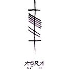 Love in Ogham Script by Cleave