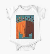 Equine Art One Piece - Short Sleeve