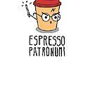 Espresso Patronum  by Hilaarya