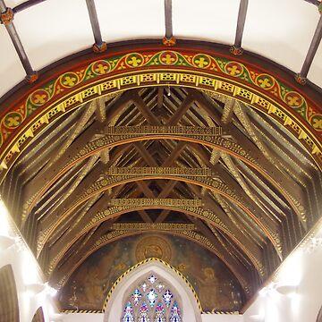 Chancel Arch by lezvee
