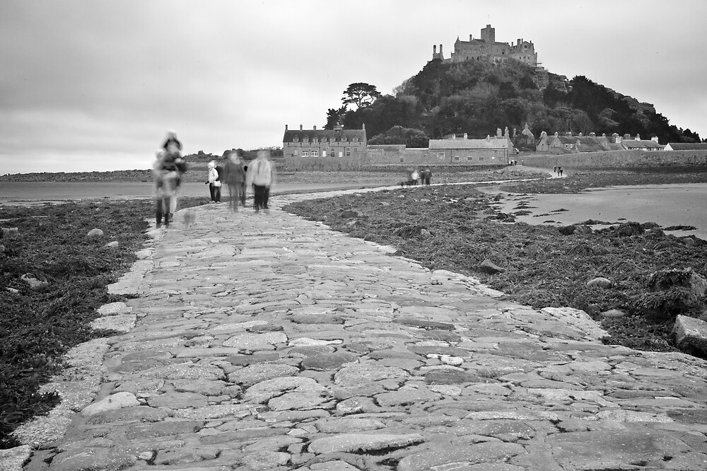 St. Michael's Path by Christopher Bookholt