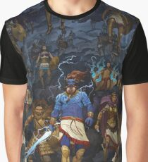 RuneQuest: Roleplaying in Glorantha, Heroes of Orlanth by Andrey Fetisov Graphic T-Shirt