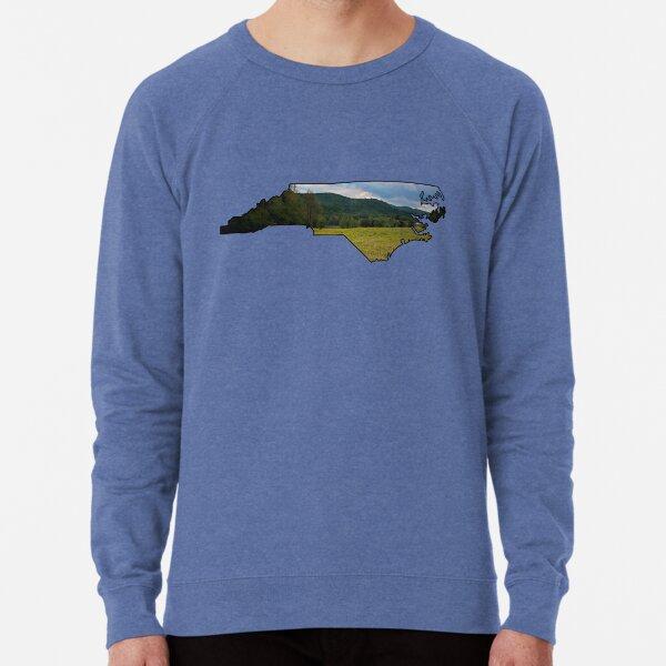 Retro Boone North Carolina Outdoors Mountain Graphic Sweatshirt