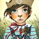 Quirky Children: Reynard by Lisa Oakes