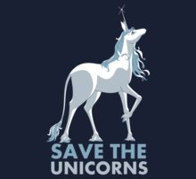 Save the Unicorns | Unisex T-Shirt