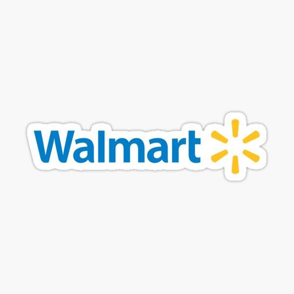 Walmart Sticker