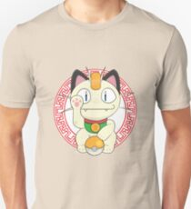 Maneki meowth Unisex T-Shirt