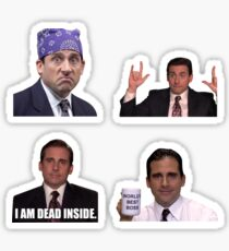 The Office Set Sticker