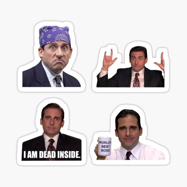 Das Office-Set Sticker