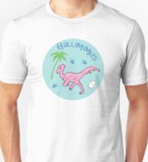 Cute Gallimimus Unisex T-Shirt