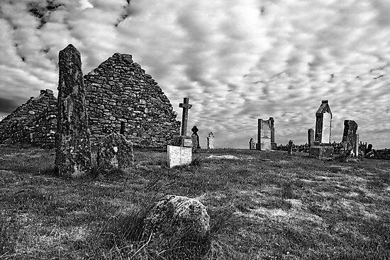 Benbecula: St. Columba's Kirk by Kasia-D