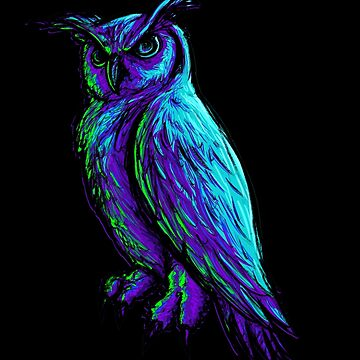 Night Owl by Tiduk