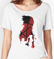 Sasuke and Itachi Women's Relaxed Fit T-Shirt