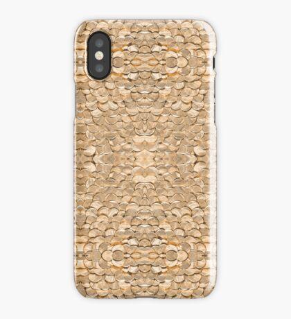 Gold Mermaid iPhone Case