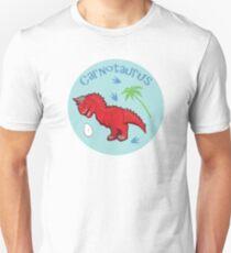 Cute Carnotaurus Unisex T-Shirt