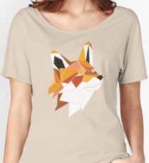 Faux Renard Women's Relaxed Fit T-Shirt