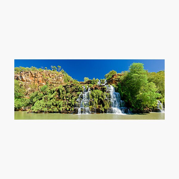 King's Cascade Pano Photographic Print