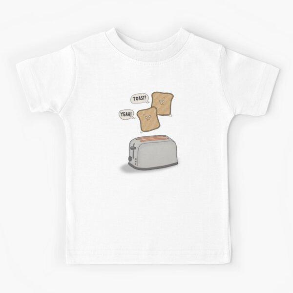 Toast! Yeah! Kids T-Shirt