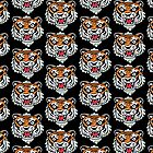 Tiger Mask by nokhookdesign