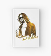 the dude, exclusive gold edition Hardcover Journal