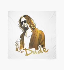 the dude, exclusive gold edition Scarf