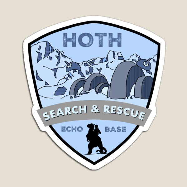 Search and rescue Magnet