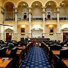 Maryland State House - House of Delegates Chamber  ^ by ctheworld