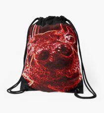 Red Nose Drawstring Bag