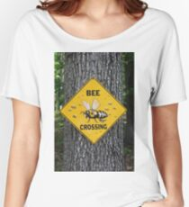 Bee Crossing Relaxed Fit T-Shirt