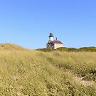 Rhode Island Lighthouse by Southern  Departure