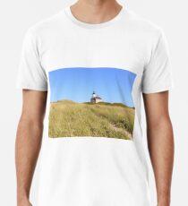Rhode Island Lighthouse Premium T-Shirt