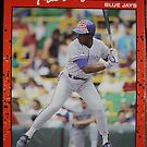 429 -  Fred McGriff by Foob's Baseball Cards