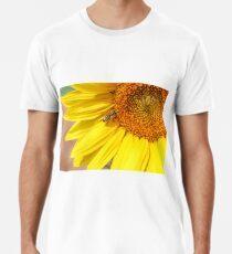 Bee and Sunflower Premium T-Shirt