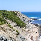 New England Lighthouse, Rhode Island, Block Island by Southern  Departure