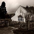Cottage by Jon Tait